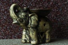 Слон побрякушки стоковые фотографии rf