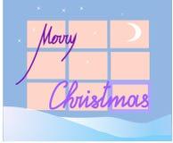 С Рождеством Христовым и выполнение всех желает Стоковые Фотографии RF