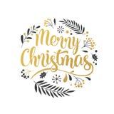 С Рождеством Христовым предпосылка при оформление, помечая буквами Поздравительная открытка, знамя и плакат бесплатная иллюстрация