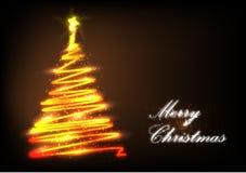 С Рождеством Христовым Иллюстрация вектора