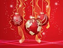 С Рождеством Христовым Стоковое Фото
