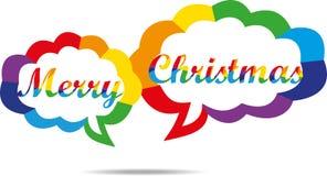 С Рождеством Христовым Стоковое фото RF