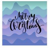 С Рождеством Христовым дизайн Стоковая Фотография