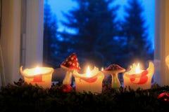 С Рождеством Христовым и с новым годом Стоковое Фото