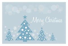 С Рождеством Христовым иллюстрация поздравительной открытки иллюстрация штока