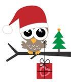 С Рождеством Христовым счастливые праздники Стоковое фото RF