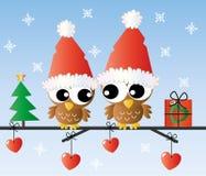 С Рождеством Христовым счастливые праздники Стоковое Изображение RF