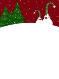 С Рождеством Христовым Стоковая Фотография RF