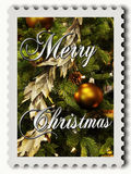 С Рождеством Христовым Стоковое Изображение