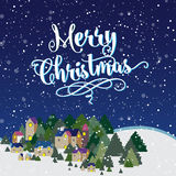 С Рождеством Христовым 02 Стоковая Фотография RF