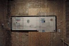 19/92 С самого начала Выставка современного искусства в Москве Стоковые Изображения RF