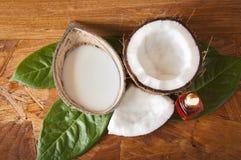 С свежим благоуханием кокоса Стоковое фото RF