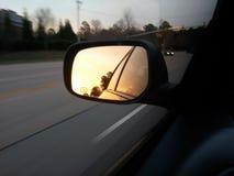 С Солнцем на вашей задней части стоковое изображение