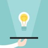 Служите концепция дела идеи Иллюстрация вектора