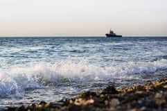 Случайная волна Стоковые Фото