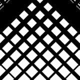 Случайная решетка, картина сетки с солдатом нерегулярной армии, раскосными линиями Cellul Стоковая Фотография RF