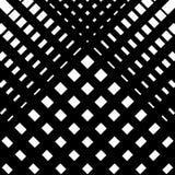 Случайная решетка, картина сетки с солдатом нерегулярной армии, раскосными линиями Cellul Стоковое Изображение