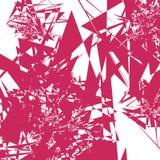 Случайная скачками текстура Грубая, нервная геометрическая текстура с brigh Стоковые Изображения RF