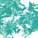 Случайная скачками текстура Грубая, нервная геометрическая текстура с brigh Стоковое Изображение RF