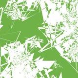 Случайная скачками текстура Грубая, нервная геометрическая текстура с brigh Стоковая Фотография