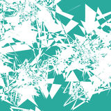 Случайная скачками текстура Грубая, нервная геометрическая текстура с brigh Стоковое Изображение
