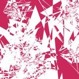 Случайная скачками текстура Грубая, нервная геометрическая текстура с brigh Стоковые Фотографии RF