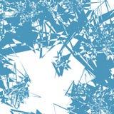 Случайная скачками текстура Грубая, нервная геометрическая текстура с brigh Стоковое фото RF