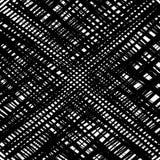 Случайные пересекая линии абстрактная геометрическая картина Случайное gri иллюстрация штока