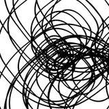 Случайные пересекая линии абстрактные картина/текстура геометрическо иллюстрация штока