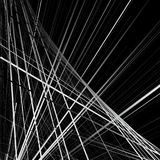 Случайные хаотические линии текстура Абстрактная геометрическая иллюстрация бесплатная иллюстрация