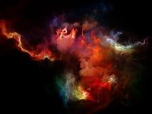 Случайный мечт космос стоковые изображения rf