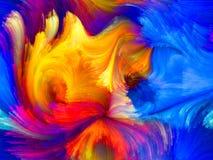 Случайный цвет иллюстрация штока