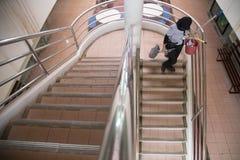Случай школы Джакарты межкультурный в Индонезии Стоковая Фотография
