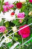 Сolorful цветет букет. Стоковые Фото