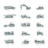 Ð¡onstruction machinery Stock Image