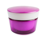 Сosmetics container Stock Images