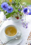 Сup of tea Stock Images