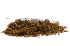 табак наркомании Стоковая Фотография RF