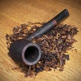 табак трубы Стоковое Фото