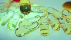 Таблетка и пилюльки, Medicament цветастые пилюльки видеоматериал