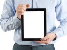 таблетка компьютера стоковое фото