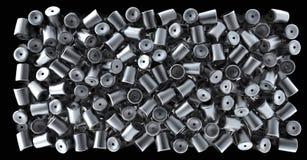 Таблетки ядерного топлив стоковая фотография
