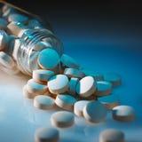 таблетки стоковое фото rf