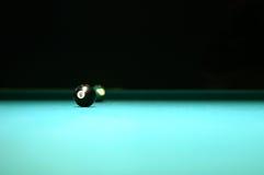 таблица бассеина 8 шариков Стоковые Фото