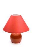 таблица декоративной лампы Стоковые Фото