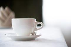 таблица завода кофе стоковые изображения