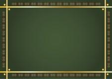 таблица казино предпосылки Стоковые Изображения RF