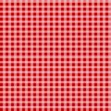 таблица картины ткани безшовная Стоковое Изображение
