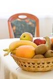 таблица плодоовощей Стоковое Изображение