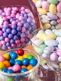 таблица пустыни крупного плана конфеты шведского стола Стоковое Изображение